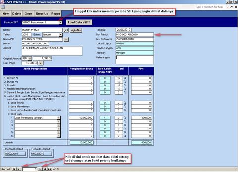 Software Pajak Espt Software E Spt | Share The Knownledge